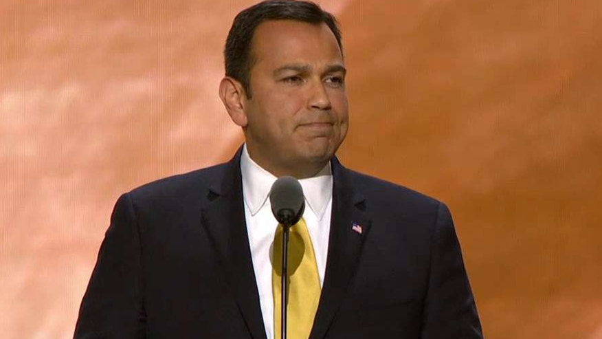 Kentucky state senator gives impassioned speech at RNC urging Latinos to vote for Trump