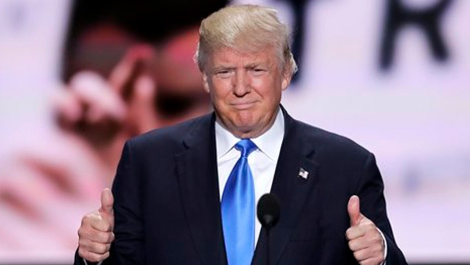 Donald Trump preparing big speech for RNC's final night