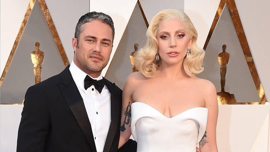 Gaga hopes she and fiance can reunite