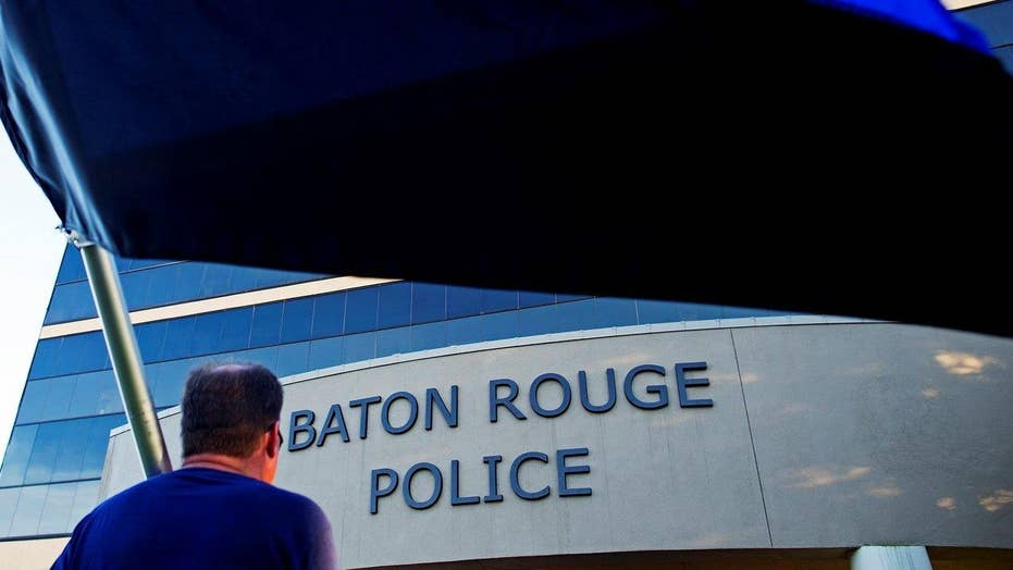 Sources: Gunman was 'hunting' cops before Baton Rouge attack