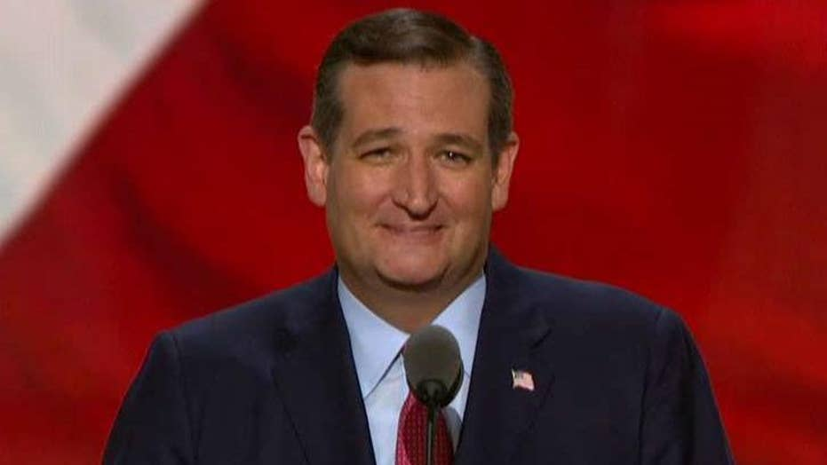 Full speech: Ted Cruz at the Republican National Convention