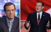 'MediaBuzz' host Howard Kurtz reacts to Ted Cruz's non-endorsement of Donald Trump in his speech to the RNC