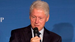 Bill Clinton looks to turn convention with Clinton magic.