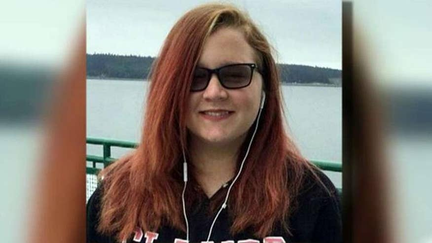 Missing teen was on a family vacation in Washington state