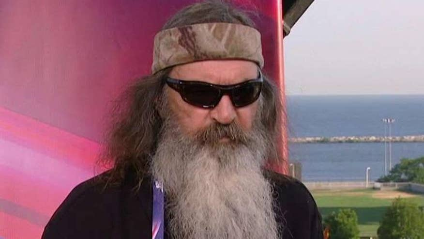 Phil Robertson explains the mission of 'Torchbearer' movie