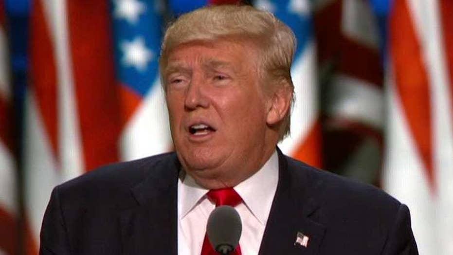 Full speech: Donald Trump accepts GOP nomination, Part 3
