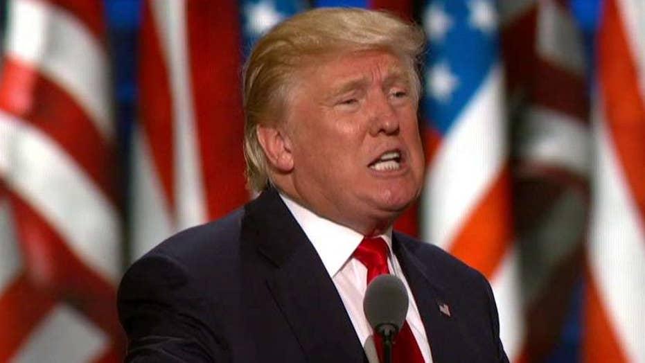 Full speech: Donald Trump accepts GOP nomination, Part 4