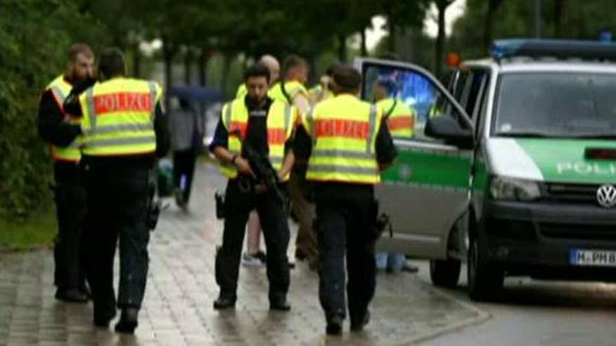 Did Germany's policies play a part in the Munich attack? 'The O'Reilly Factor investigates