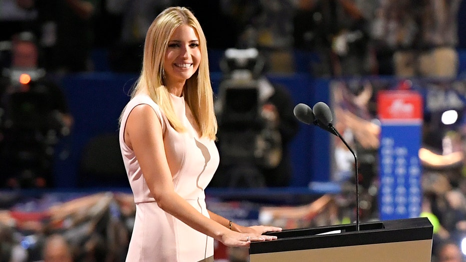 Did Ivanka's 'progressive' speech appeal to female voters?
