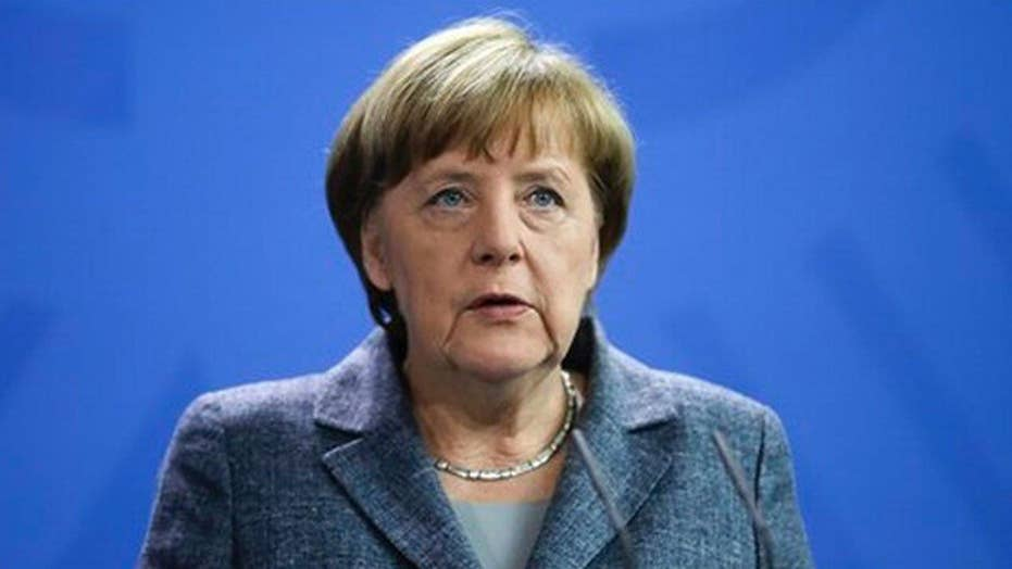 Dr. Gorka: Angela Merkel will be feeling the heat