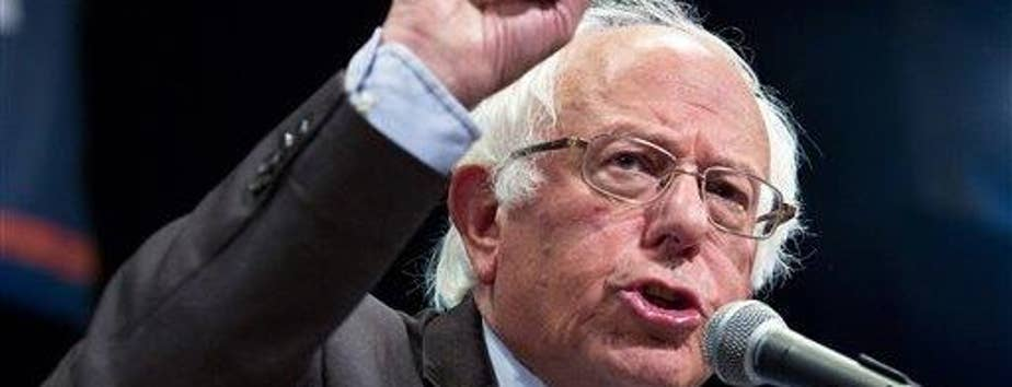 Bernie Sanders supports weighs in