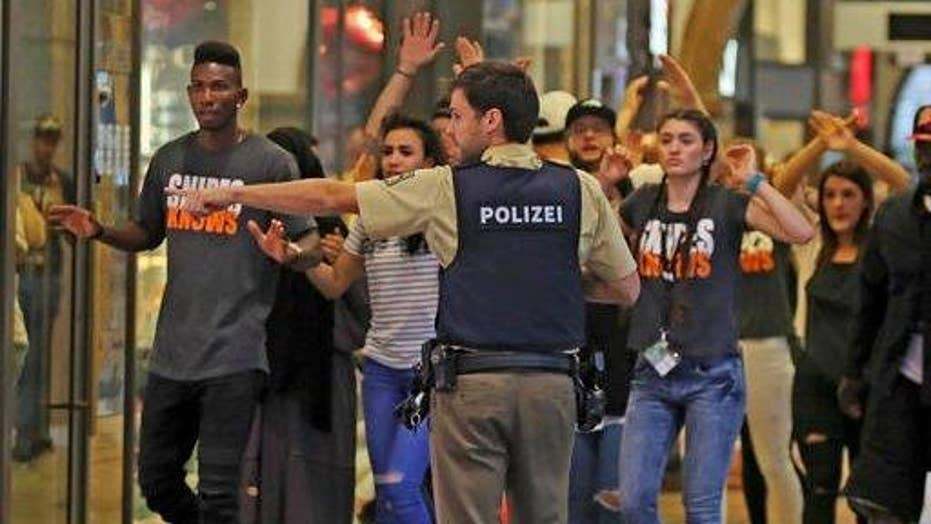 How did the refugee crisis impact attack in Munich, Germany?