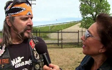 Jeanine Pirro visits Cleveland to find out why bikers are backing Trump