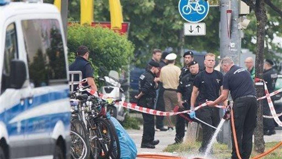 Authorities say Munich shooter had no ties to terror