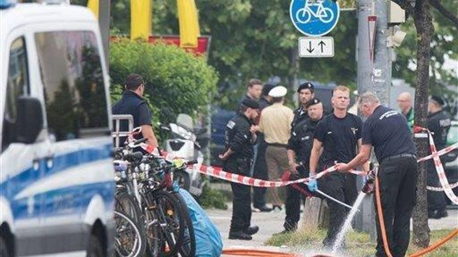Authorities say Munich shooter had no ties to terror