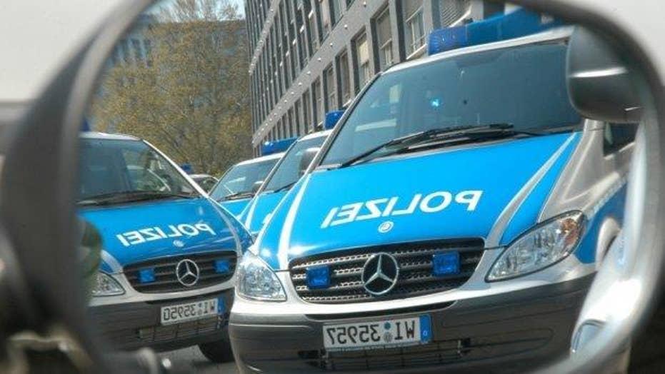 1 killed, 2 injured in machete attack in Germany