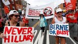 Unrest was expected but was neither as intense, nor as widespread at the RNC in Cleveland. Thanks to the WikiLeaks email dump suggesting anti-Sanders bias from Democratic National Committee, Philly may be more raucous than ever anticipated