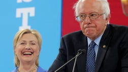The Democratic National Convention has a genuine mess on its hands, folks.
