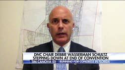 """The candidate challenging ousted Democratic National Committee boss Debbie Wasserman Schultz for her Florida House seat in this month's party primary is filing a federal complaint claiming the congresswoman """"illegally utilized DNC resources to undermine his campaign."""""""