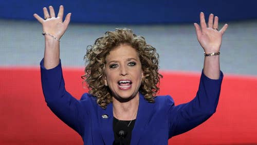 Wasserman Schultz won't get financial help from DCCC in House primary fight