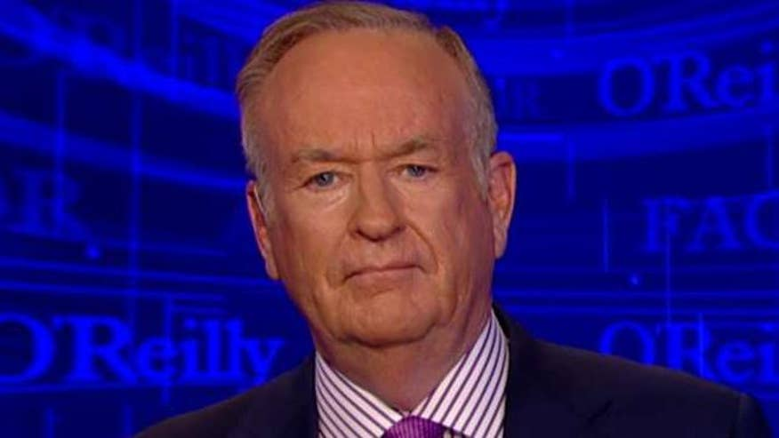 'The O'Reilly Factor': Bill O'Reilly's Talking Points 7/25