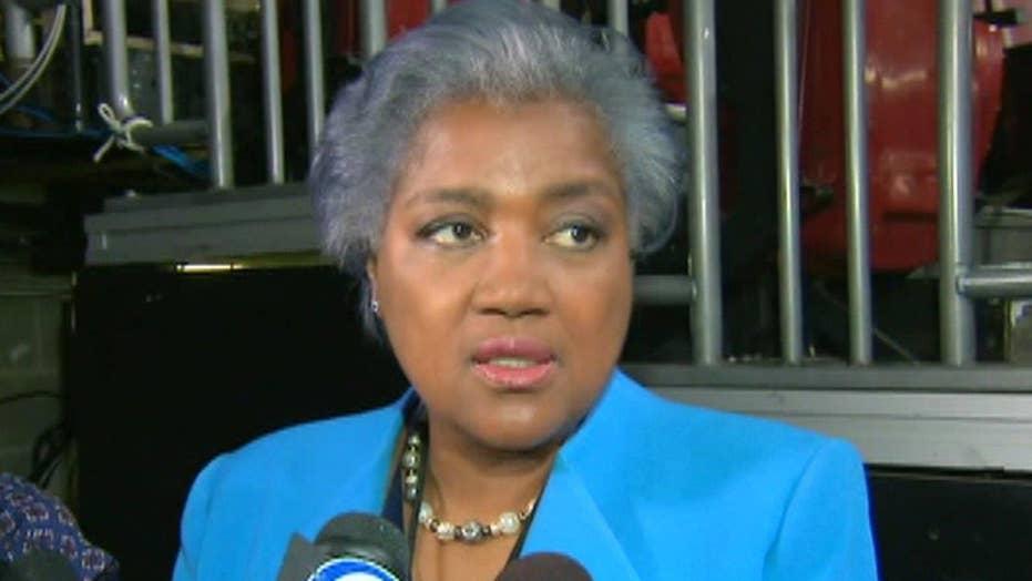 Interim DNC boss apologizes to Bernie for 'salacious' emails