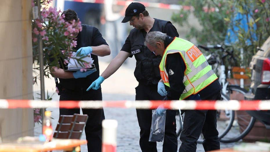 Police investigate 4th attack in Germany in one week