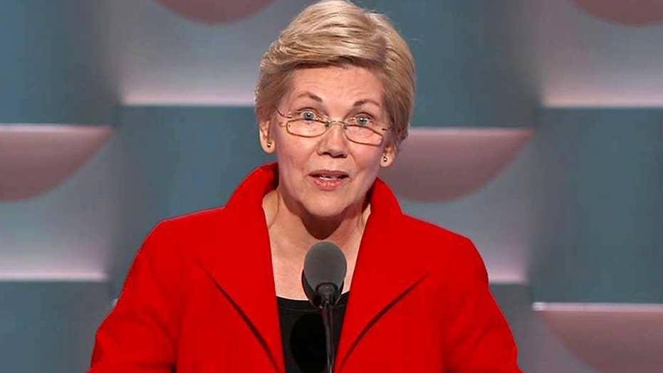 Elizabeth Warren: Trump has no plan to make anything great