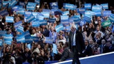 Will the senator's supporters unify behind Clinton by the end of the DNC?