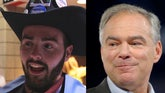 Is Tim Kaine playing both sides? Democratic delegates respond to Tim Kaine's personal views on abortion conflicting with his political views