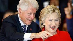 This week, as Democrats fawn over Hillary Clinton, I'm struck by how both Clintons continue to thrive despite their remarkable record of sleazy dealings.