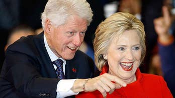 John Stossel: Bill and Hillary Clinton have a remarkable record of sleazy dealings. Why do they still thrive?