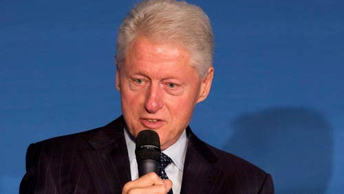 Bill Clinton makes personal, methodical case to elect wife Hillary as 'change maker,' champion of the underclass