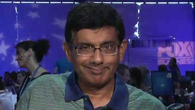 D'Souza: Democrats are running a Soviet-style campaign