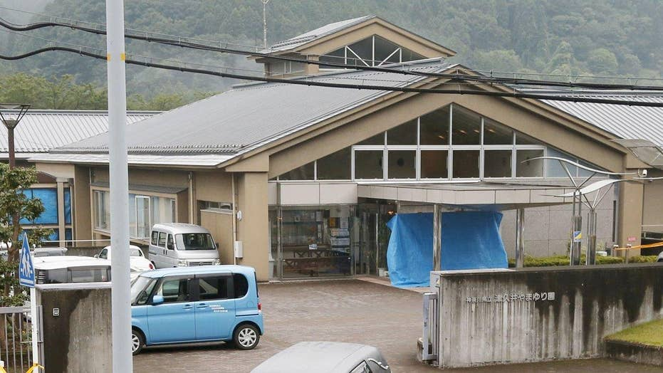 Facility for disabled target of deadly knife attack in Japan