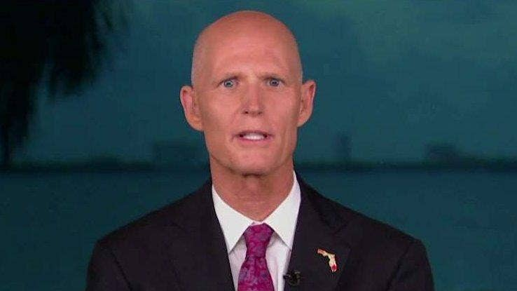 Gov. Rick Scott goes 'On the Record' with his announcement