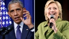 President must walk a fine line between making the case for Hillary and not stealing the limelight; Jennifer Griffin reports for 'Special Report'