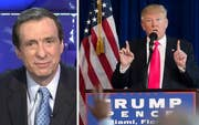 'MediaBuzz' host Howard Kurtz reacts to Donald Trump briefly upstaging the DNC by making a speech in Florida
