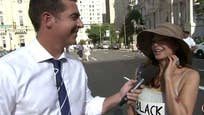 Jesse Watters ask folks at the DNC what they find positive about the GOP presidential candidate on 'The O'Reilly Factor'