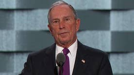 Bloomberg says Trump a 'dangerous demagogue,' endorses Clinton at DNC