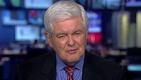 Gingrich: Obama sounded terrific, but it won't help Hillary