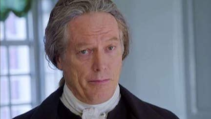 Washington becomes President on the next 'Legends & Lies'