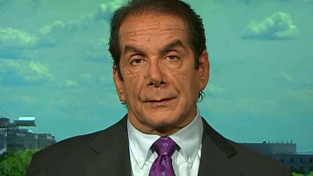 Krauthammer: Trump's Russia reference set a trap for Clinton