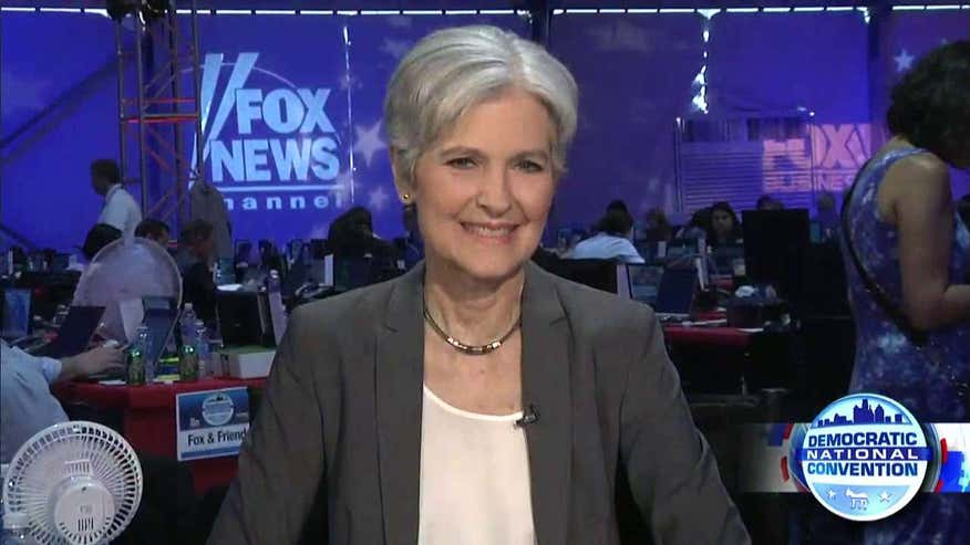 Bryan Llenas and Green Party candidate for President, Jill Stein, discuss the DNC 'sabotaging' Bernie Sanders' campaign but is Stein, in return, actually sabotaging Hillary Clinton's campaign?