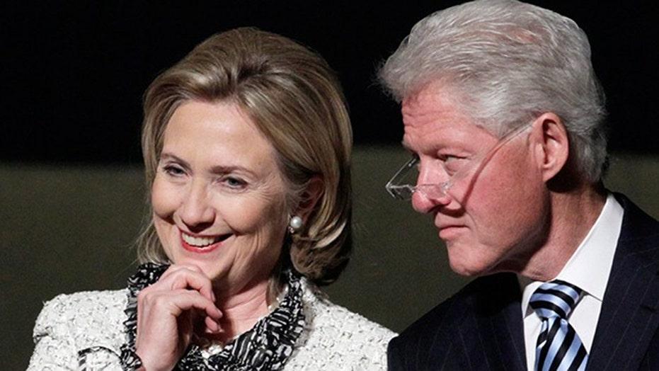 Kurtz: Bill sells Hillary better than she can sell herself