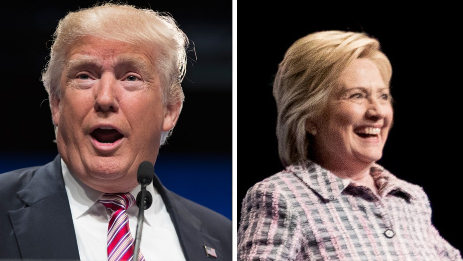 Voters react to Trump and Clinton's VFW speeches