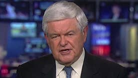 Gingrich: DNC speeches don't reflect reality for Americans