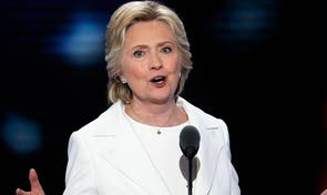 Brit Hume, Chris Wallace and Juan Williams rate Hillary Clinton's address to the Democratic National Convention