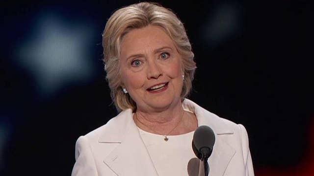 Full speech: Clinton accepts Democratic nomination, Part 2