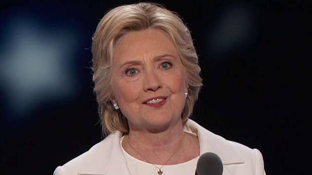 Hillary Clinton: Let's be stronger together